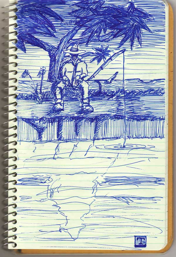 Meeting Sketch 11-20-2005